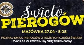 Święto Pierogów – majówka w Parku Miniatur w Inwałdzie. Wygraj zaproszenia