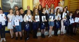 Konkurs wiedzy  o Słowackim w ZSI w Jarosławiu