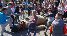 Sąd nad Judaszem w Pruchniku. Wielkanocny zwyczaj czy festiwal agresji? (ZDJĘCIA, WIDEO)