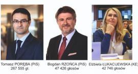 Poręba, Rzońca i Łukacijewska wygrali na Podkarpaciu