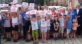 Święto Wolności i Solidarności na Rynku w Jarosławiu