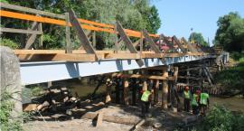 Powstaje most na Lubaczówce