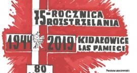 75. rocznica rozstrzelania w Lesie Kidałowickim
