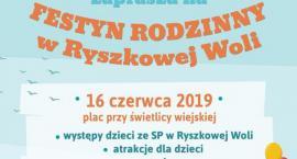 Festyn Rodzinny w Ryszkowej Woli