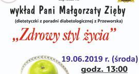 Zdrowy styl życia - wykład dietetyka