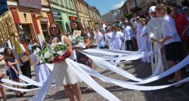 Procesja Bożego Ciała przeszła ulicami Jarosławia