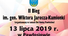 II Bieg im. gen. Wiktora Jarosza-Kamionki w Pawłosiowie