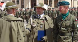 Na Rynku w Jarosławiu świętowali żołnierze 14 Dywizjonu Artylerii Samobieżnej (ZDJĘCIA, WIDEO)
