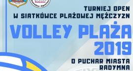 Turniej Volley Plaża 2019 - ZEK w Radymnie