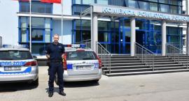 Jarosławski policjant po służbie złapał w Przemyślu złodzieja