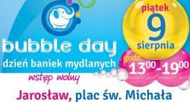 Dzień Baniek Mydlanych na pl. św. Michała w Jarosławiu