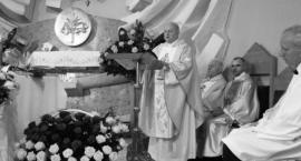 Odszedł ks. prałat Marian Wrona. Dzisiaj uroczystości pogrzebowe