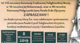 Odsłonięcie i poświęcenie pomnika Jana Pawła II pod Tuligłowskim Krzyżem
