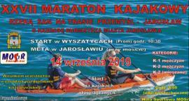 XXVII Maraton Kajakowy rzeką San, na trasie Przemyśl-Jarosław o nagrodę burmistrza Jarosławia