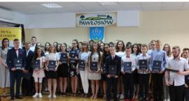 Stypendia dla najzdolniejszych w gminie Pawłosiów