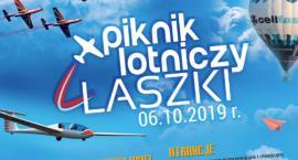 Piknik lotniczy w Laszkach
