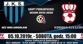 JKS Jarosław vs Korona Rzeszów