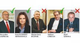 Retransmisja debaty kandydatów na posła z powiatu jarosławskiego.