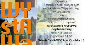 Otwarcie wystawy poplenerowej uczniów ZSP Jarosław