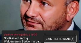 Spotkanie z sędzią Waldemarem Żurkiem