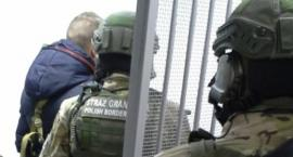 Zabójca zatrzymany na granicy w Korczowej