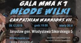 Gala MMA K1 Młode Wilki- Carpathian Warriors VII