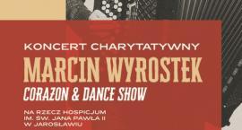 Stara Ujeżdżalnia zaprasza na koncert charytatywny dla hospicjum. Zagra Marcin Wyrostek z Corazon & Dance Show