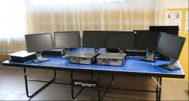 ARiMR podarowała komputery dla szkół w gminie Chłopice