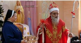 Święty Mikołaj w przedszkolu jego imienia
