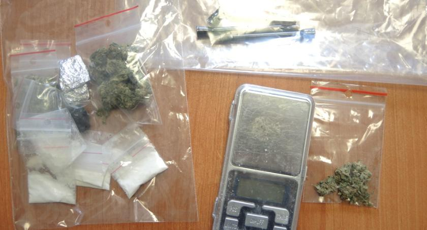 Kronika kryminalna, Przekroczyli prędkość wpadli narkotykami [FOTO] - zdjęcie, fotografia