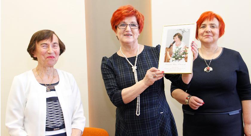 Łomżanie, Pożegnanie misją kierowania Sekcją Emerytów Rencistów Łomży [FOTO] - zdjęcie, fotografia