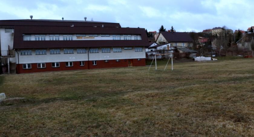 Rekreacja sportowa , Łomża Budowlance może powstać infrastruktura sportowa [FOTO] - zdjęcie, fotografia