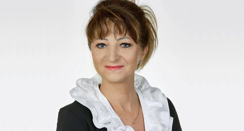 Aktualności, Łomża Katarzyna Jarocka przewodniczącą związku pielęgniarek położnych - zdjęcie, fotografia