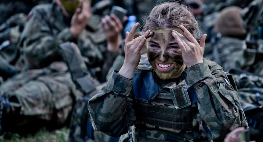 Ciekawostki, Kobiety Podlaskiej Brygadzie Obrony Terytorialnej [FOTO] - zdjęcie, fotografia
