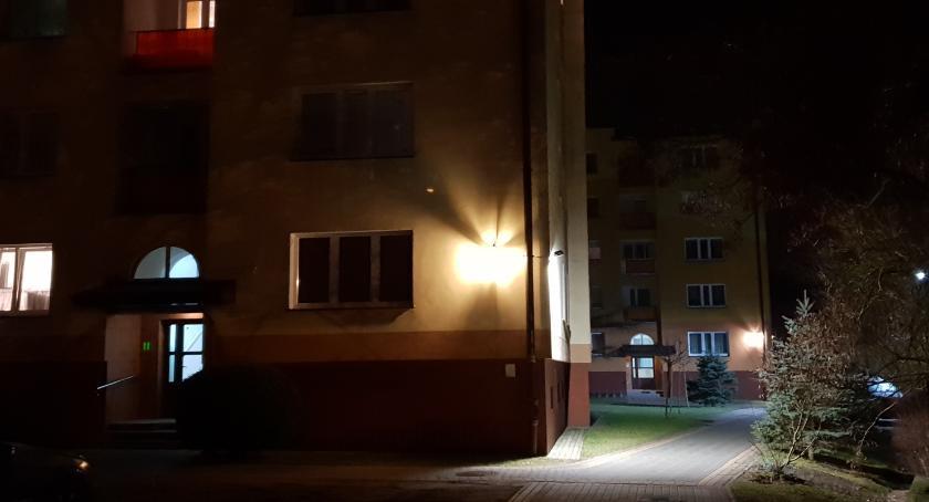 Kronika kryminalna, przyczyną śmierci mieszkańca Łomży - zdjęcie, fotografia