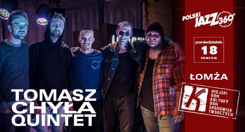 MDK-DŚT: Tomasz Chyła Quintet - Polski Jazz 360°