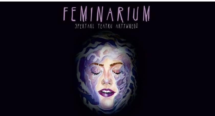 , Spektakl ruchowy Teatru Aktywnego FEMINARIUM - zdjęcie, fotografia