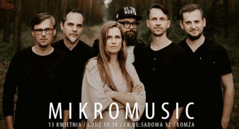 Koncerty, Mikromusic Łomży - zdjęcie, fotografia