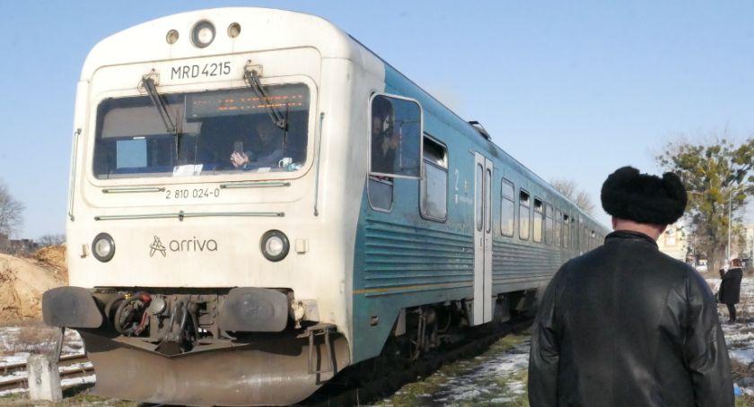 Komunikacja, Spadła wartość rewitalizacji linii Śniadowo Łomża - zdjęcie, fotografia