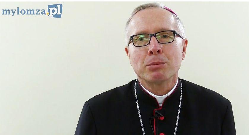 Kościół, Życzenia Biskupa Łomżyńskiego Wielkanoc - zdjęcie, fotografia