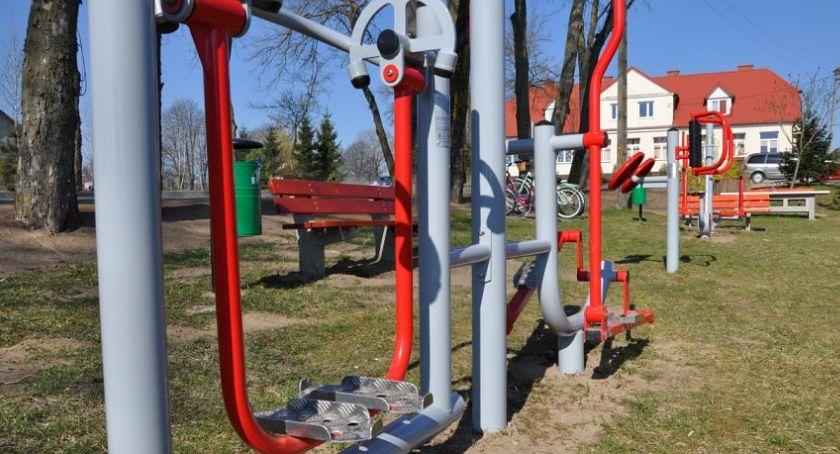 Rekreacja sportowa , Otwarte Strefy Aktywności gminie Piątnica [FOTO] - zdjęcie, fotografia