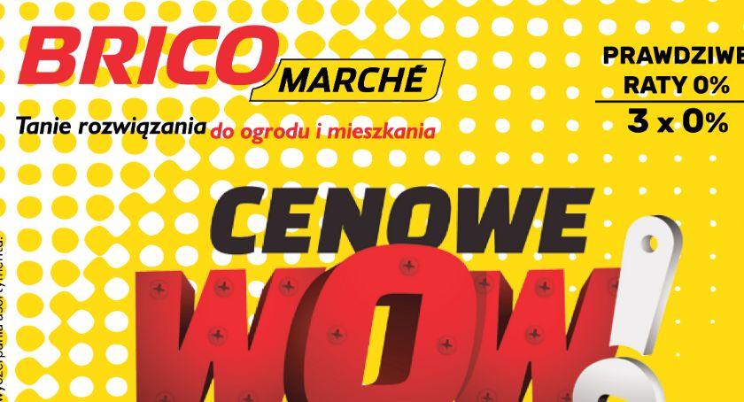 Biznes, Wiosenne promocje BRICOMARCHE! - zdjęcie, fotografia