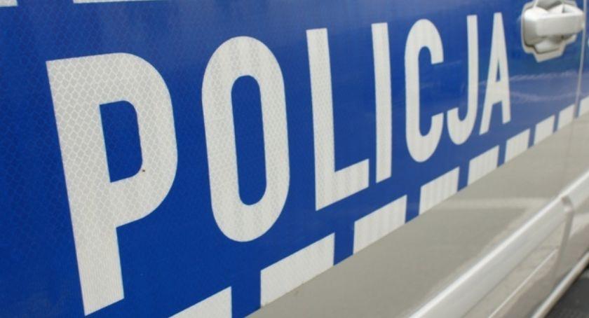 Komunikaty policji , Pijany kierowca zatrzymany przez łomżyńskich policjantów - zdjęcie, fotografia