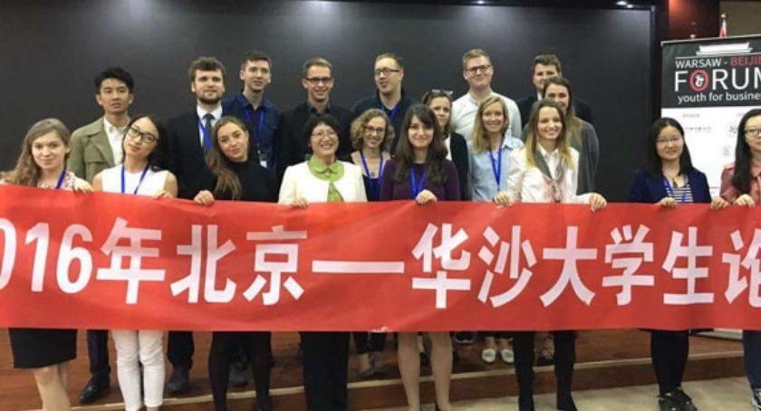 Biznes, Zdolny łomżanin ekspertem rynku chińskiego - zdjęcie, fotografia