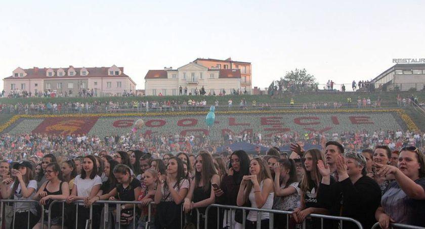 Koncerty, Juwenalia Łomża Największa impreza studencka Ziemi Łomżyńskiej wsparciem marki ŁOMŻA - zdjęcie, fotografia