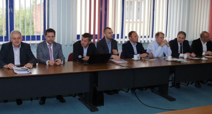 Prezydent Łomży, Łomża Przekształcą spółkę międzygminną - zdjęcie, fotografia