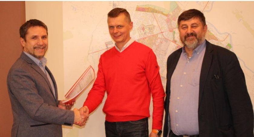 Prezydent Łomży, Łomża Dworzec coraz bliżej - zdjęcie, fotografia