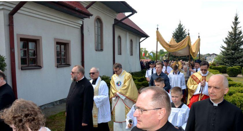 Kościół, spichlerza utworzono nielegalną kaplicę Parafia Bronowie [FOTO] - zdjęcie, fotografia