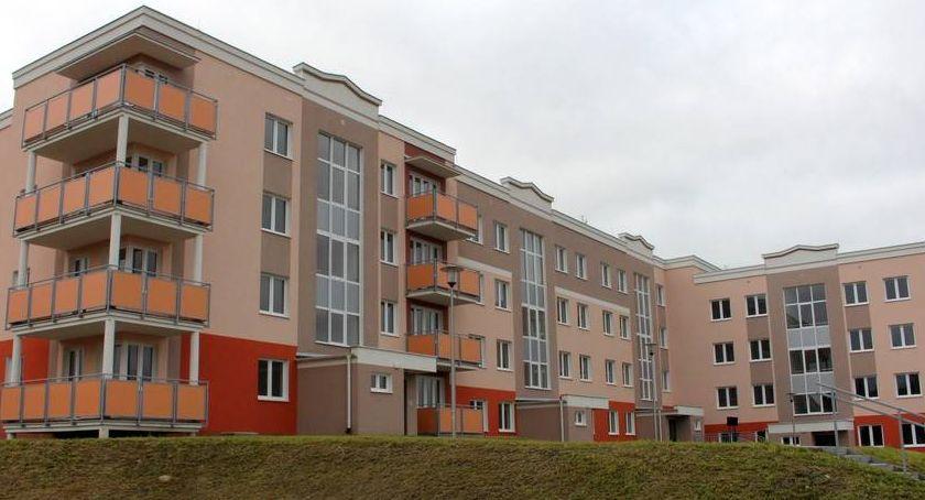 Prezydent Łomży, Miasto wybuduje socjalny komunalny - zdjęcie, fotografia