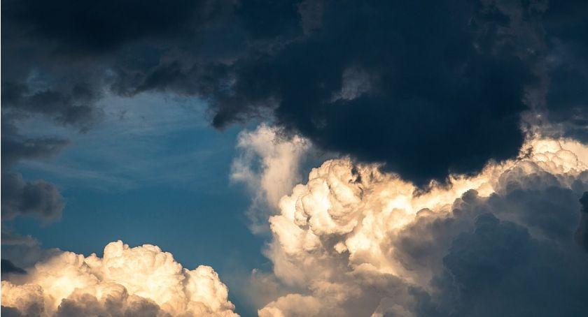 Ostrzeżenia meteo, Wrócą burze gradem ostrzega - zdjęcie, fotografia